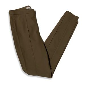 Workwear Fitted Pintuck Pant